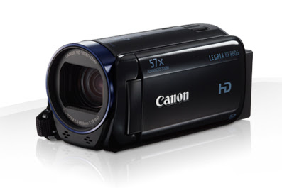 Canon LEGRIA HF R406 Driver Download Windows, Mac