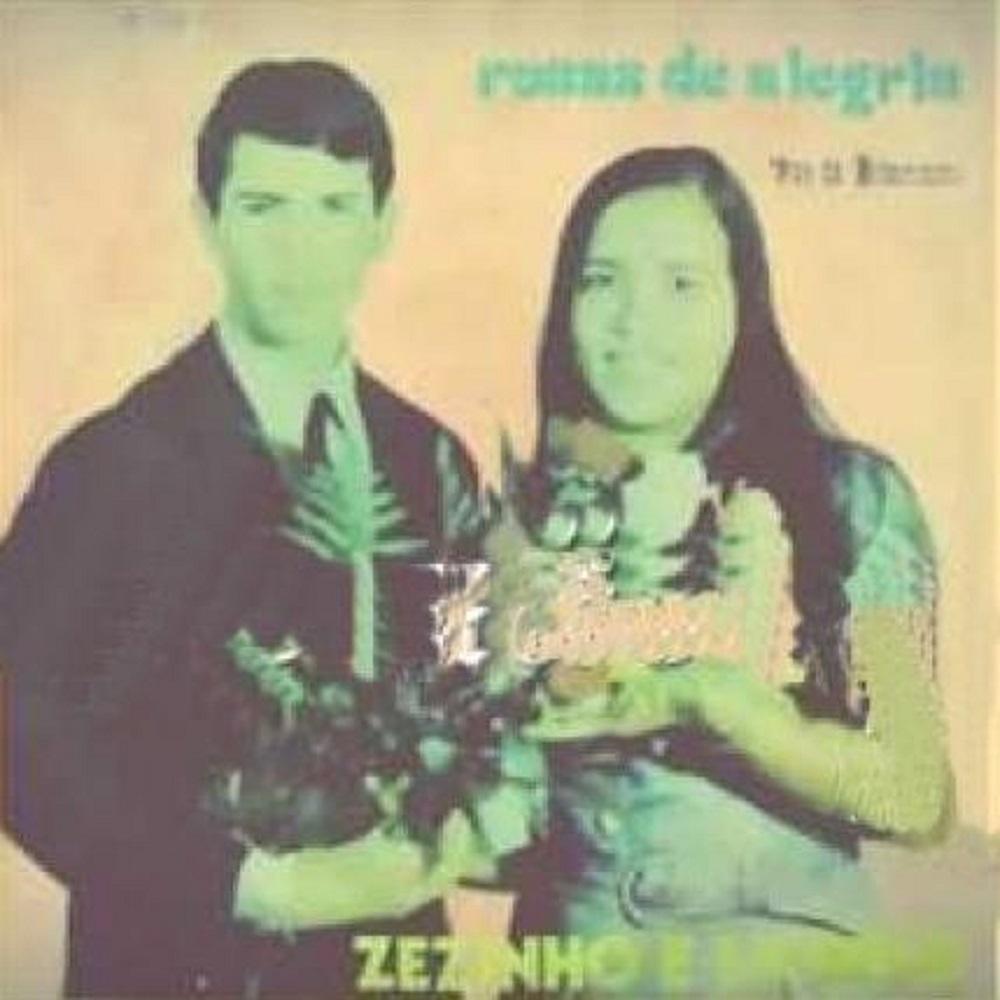 Zezinho e Licinha - Rosas de Alegria 1975