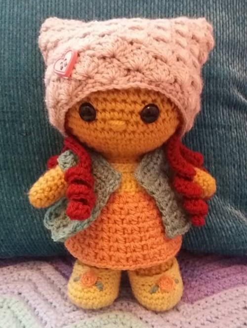 Rosie Doll - Free Pattern