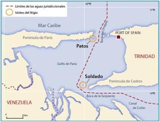 De Venezuela a Trinidad y Tobago