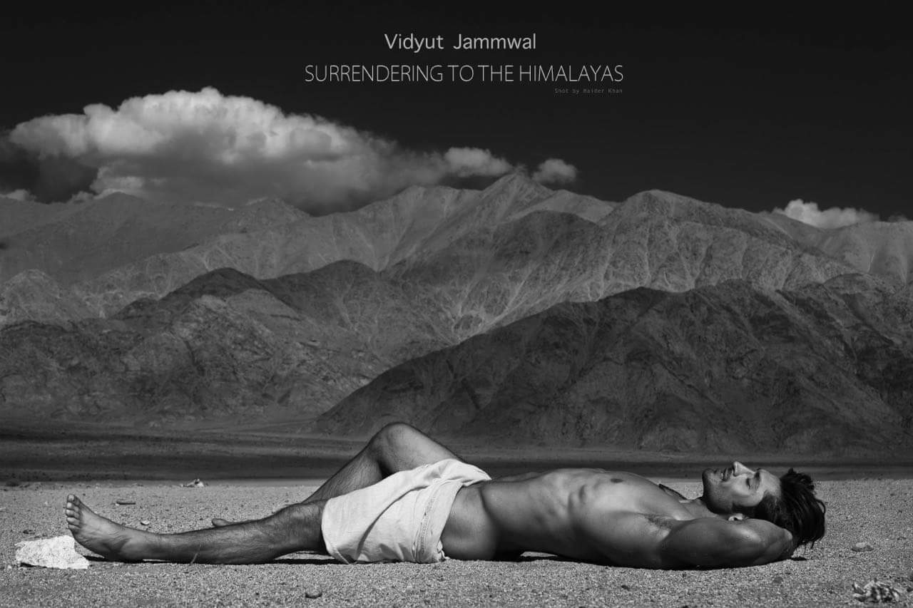 Actor Vidyut Jammwal Photos