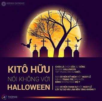 Hãy tránh xa Lễ hội Ma Quỷ - Halloween nếu không muốn bị quỷ nhập