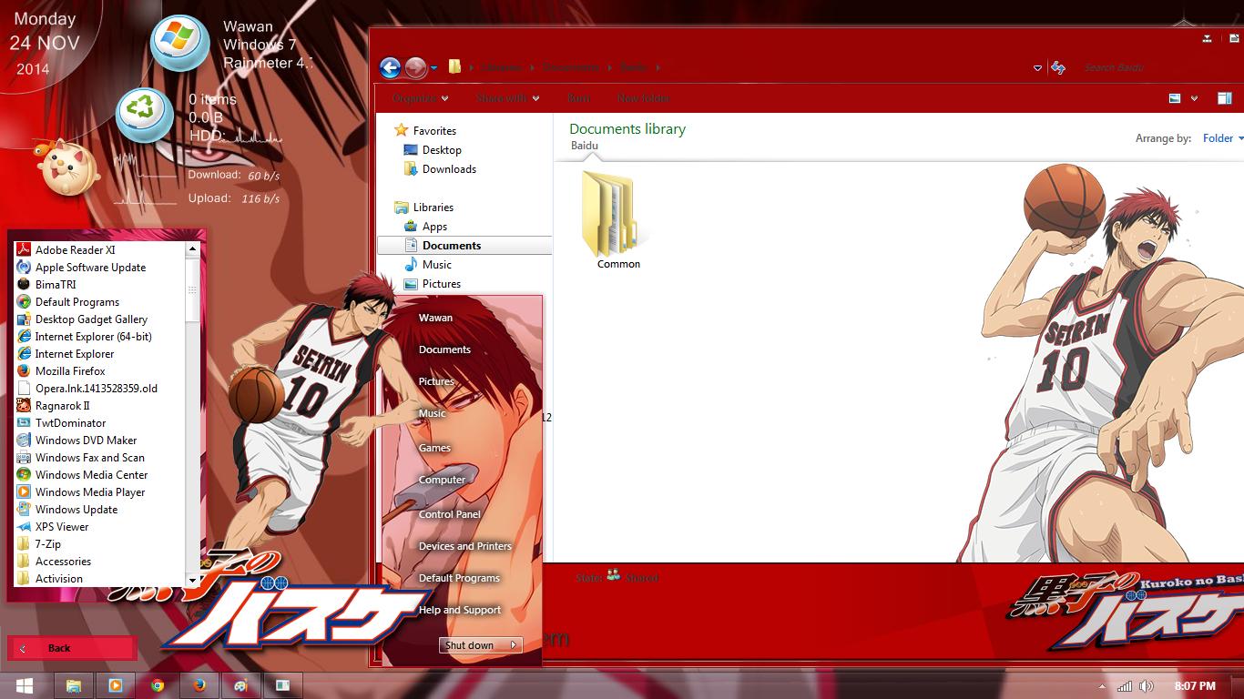 Google themes kuroko no basket - Keyword Windows 7 Theme Taiga Kagami Kuroko No Basket Taiga Kagami Kuroko No Basket Theme For Windows Theme Anime Taiga Kagami Kuroko No Basket For