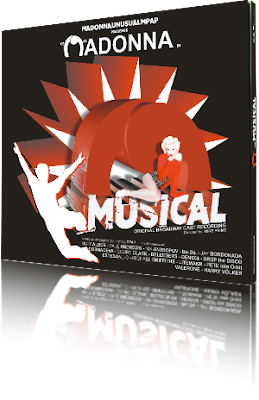 """M"" the Musical_CD Case_by MPAP"