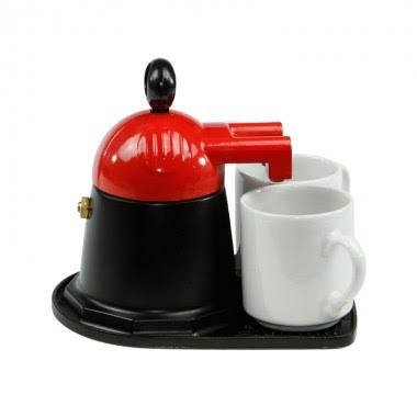 Mini Cafeteira com Xícaras
