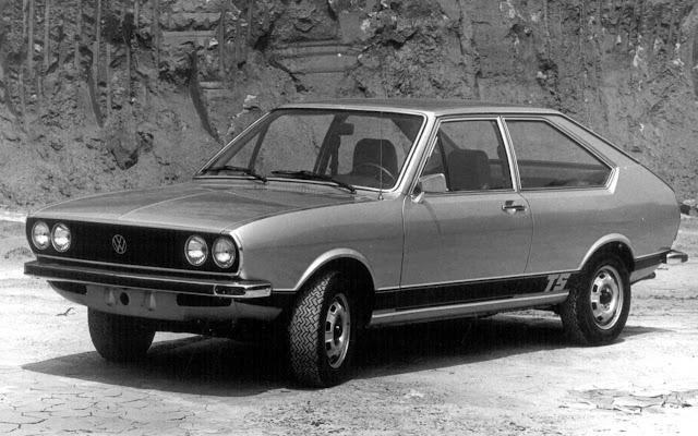 VW Passat TS 1976