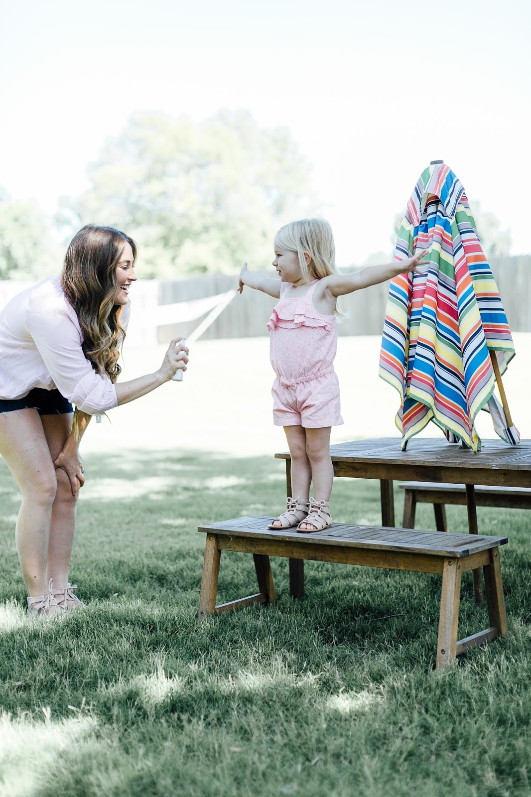 5 Fun Summer Activities For Kids To Do Outdoors by lifestyle blogger Laura of Walking in Memphis in High Heels