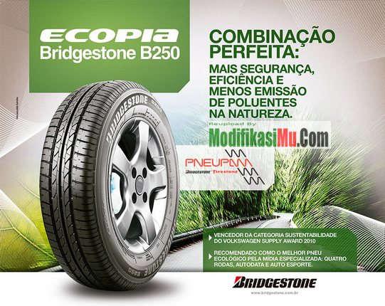 Ban Mobil Avansa Bridgestone Ecopia B-250 SERI 70 - Daftar Harga Ban Mobil Avanza Xenia Yang Bagus Awet dan Murah Pakai Bridgestone