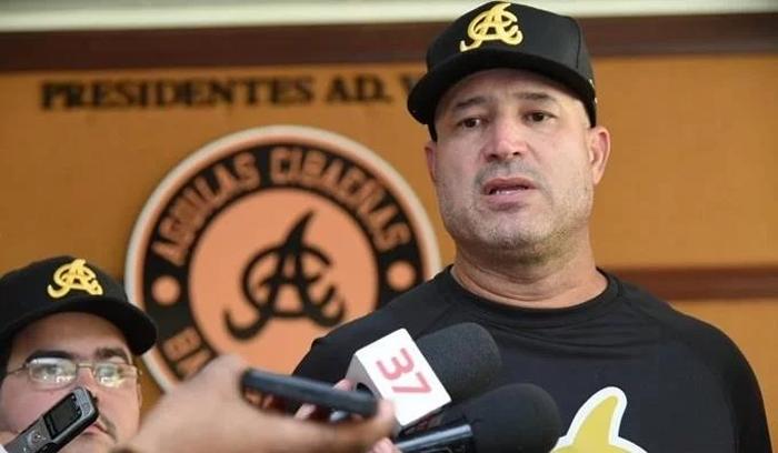 Las Águilas Cibaeñas deciden no renovar el contrato a Manny Acta