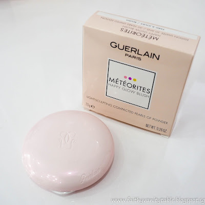 Guerlain Happy Glow Collection 30 Years Limited Edition Review Singapore