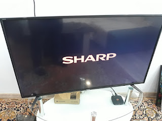 Sharp LC-43UI7352E TV