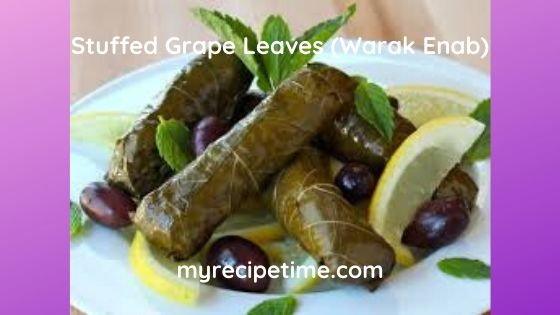 Stuffed Grape Leaves (Warak Enab