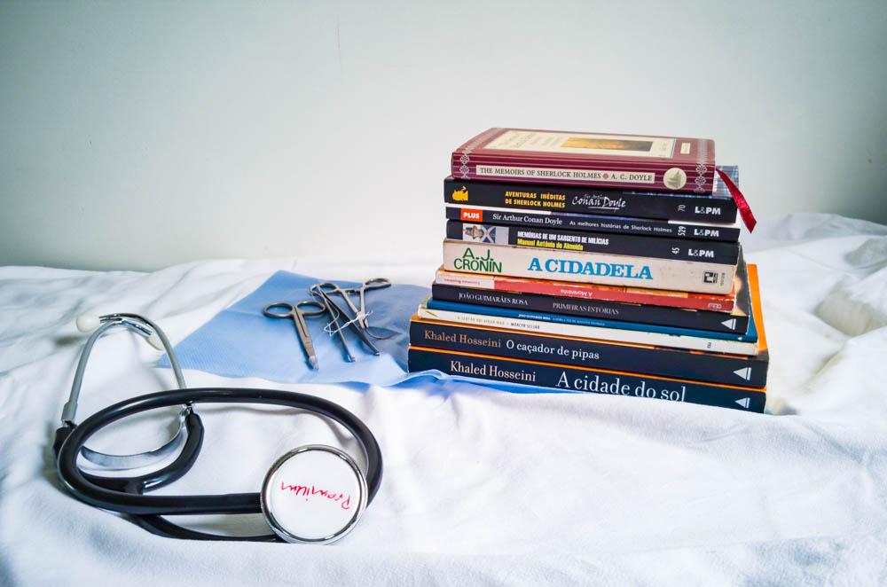 médicos que também foram escritores