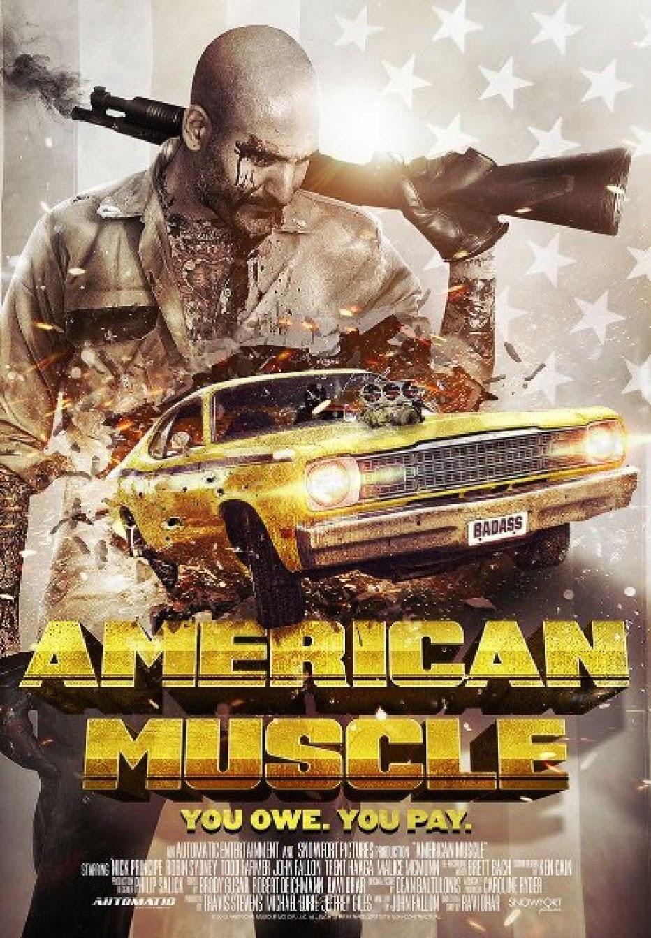 American Muscle คนดุยิงเดือด [HD][พากย์ไทย]