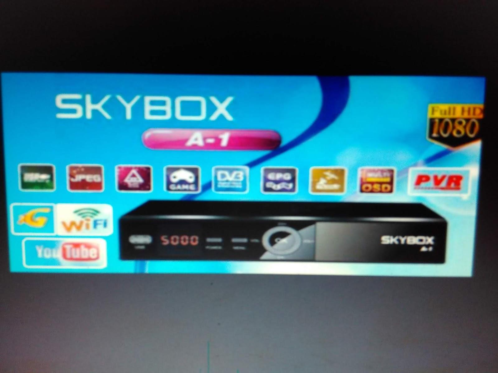 Panduan Cara Menggunakan Aplikasi Easy Cash Gichiardy Skybox A1 Ganti Firmware Icone Di A 1 Old
