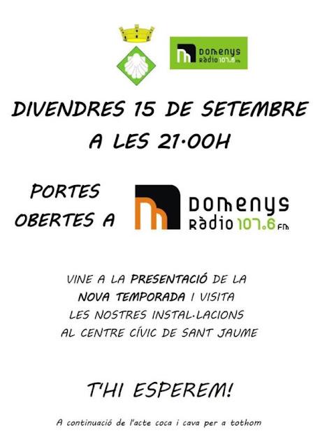 Esguard de Dona - Presentació Temporada 2017 - 2018 Sant Jaume dels Domenys