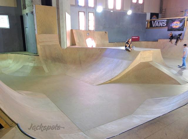 Skate park Albi