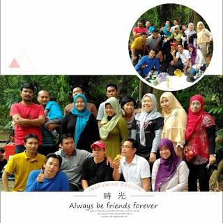Halal Bihalal Alumni SMP 243/91 KRB Bogor