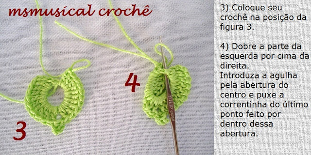 Punto Flores de Crochet- Especial Bufandas