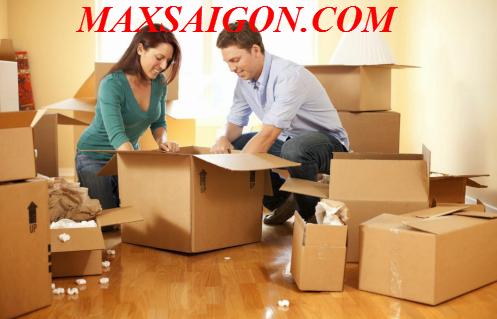 Dịch vụ đóng gói thùng catton. maxsaigon