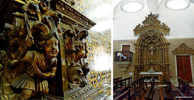 Igreja de Nossa Senhora da Apresentação, Aveiro, Portugal