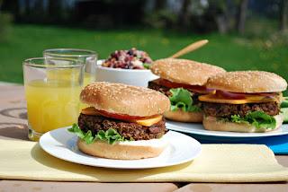 Kisah Jual Burger