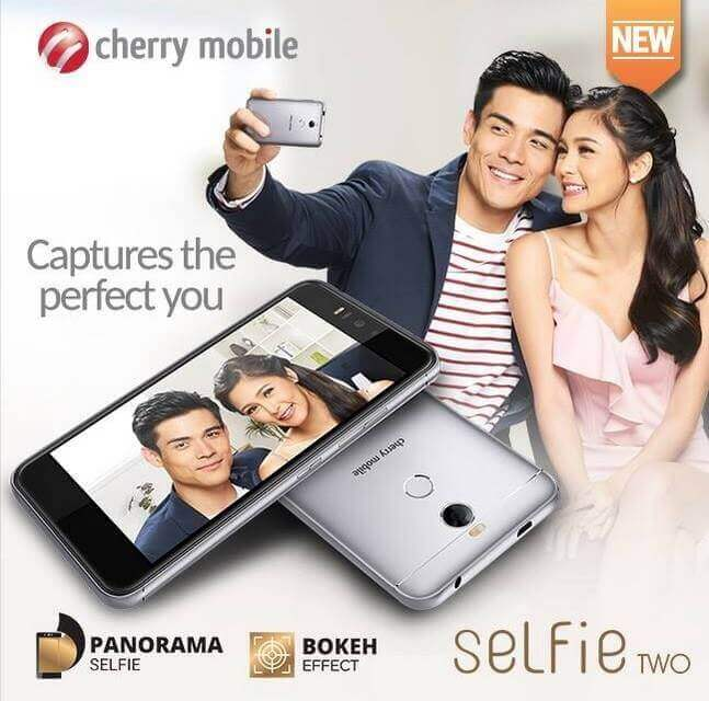 Cherry Mobile Selfie Two; Boasts 13MP Selfie Camera with Bokeh for Php4,999