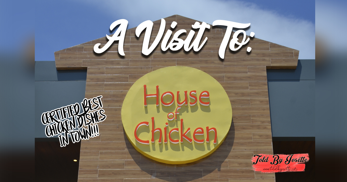 The Search for the Best Chicken in Town is Now Over! : A Visit To BES House of Chicken