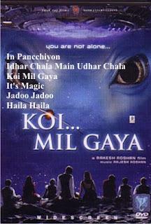 Download Semua Lagu di Film Koi Mil Gaya