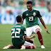 México derrotó 1-0 a Alemania