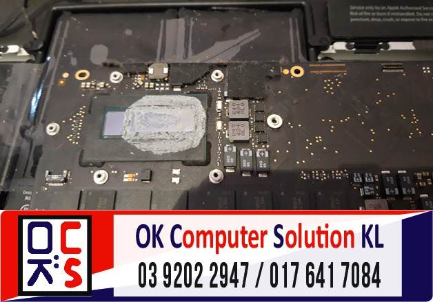 [SOLVED] SERVICE MACBOOK PRO A1502 | REPAIR LAPTOP CHERAS 4
