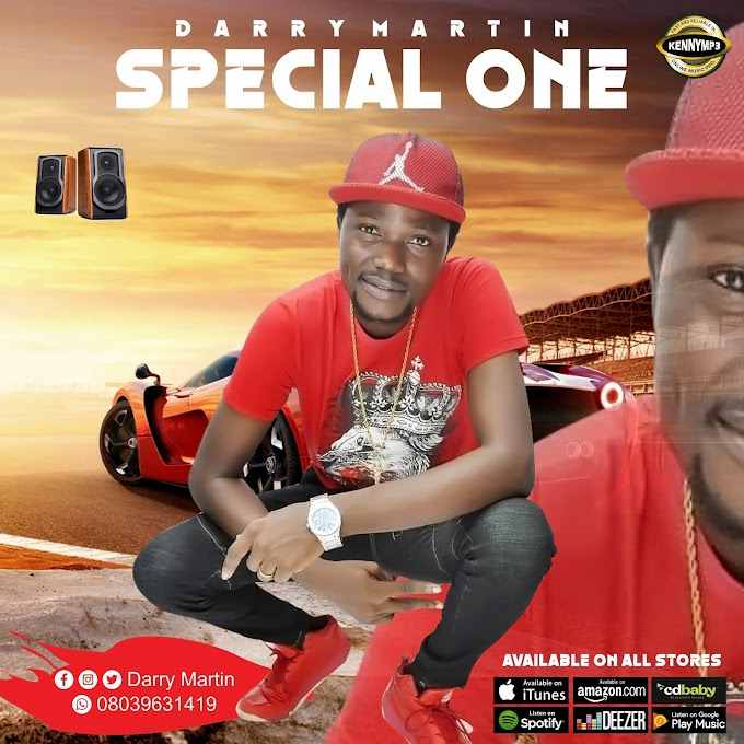 Music + Lyrics: SPECIAL ONE - Darry Martin