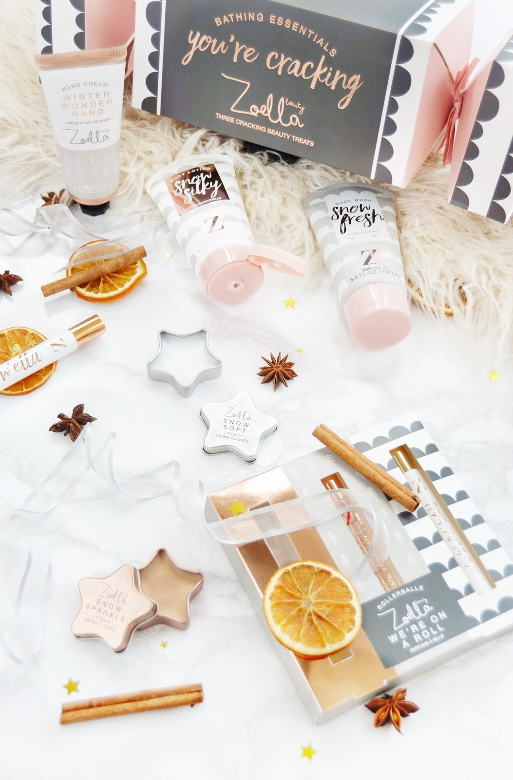 First Look at New Zoella \'Snowella\' Christmas Range 2017 | Makeup ...
