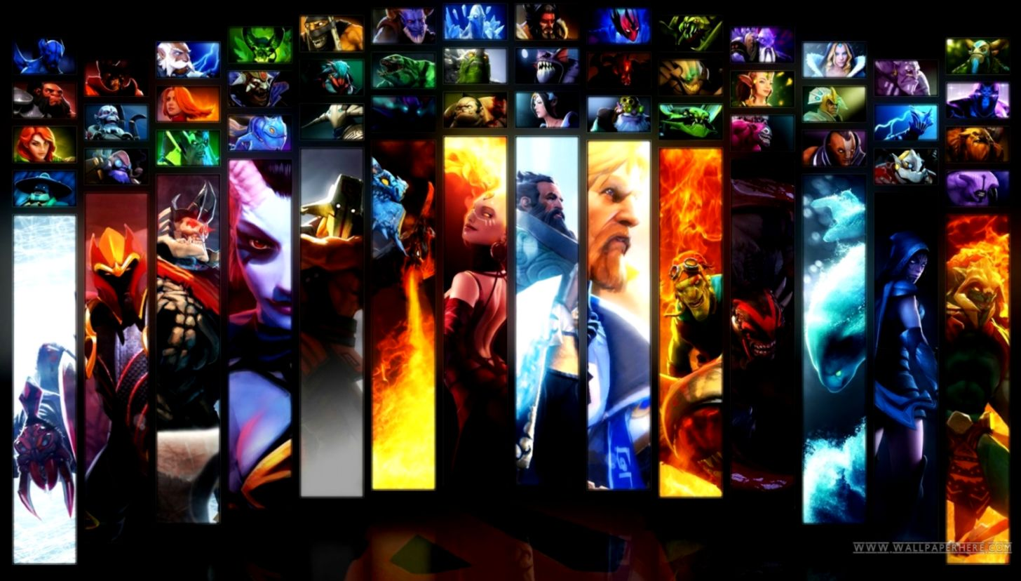Game Dota 2 Wallpapers Desktop Backgrounds Wallpapers Quality