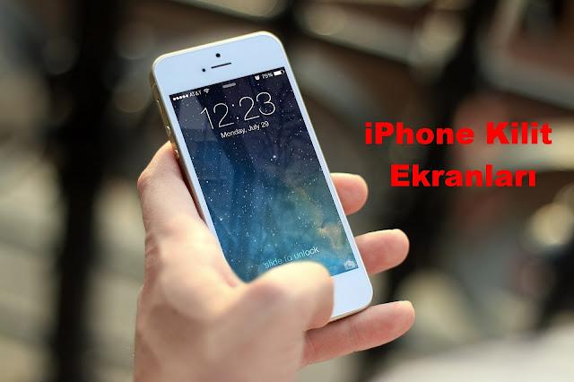 İphone-kilit-ekranları
