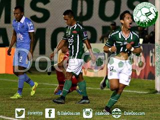 Oriente Petrolero - Marvin Bejarano - Rodrigo Vargas - DaleOoo.com sitio página web Club Oriente Petrolero