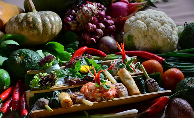 With Abundant Raw And Fresh Materials The Chefs Have Created Perfect Dishes With Combination Among Unique Flavors From Eastern Countries And The Western
