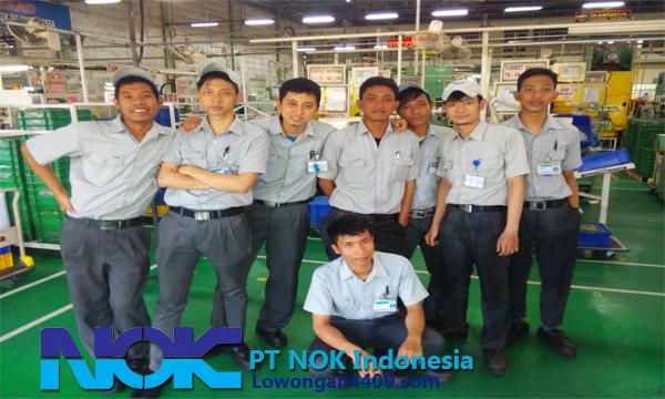 Loker PT NOK Indonesia 2017