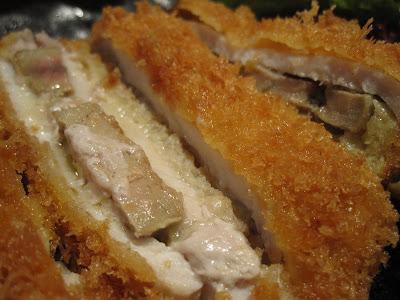 Tampopo, foie gras tonkatsu