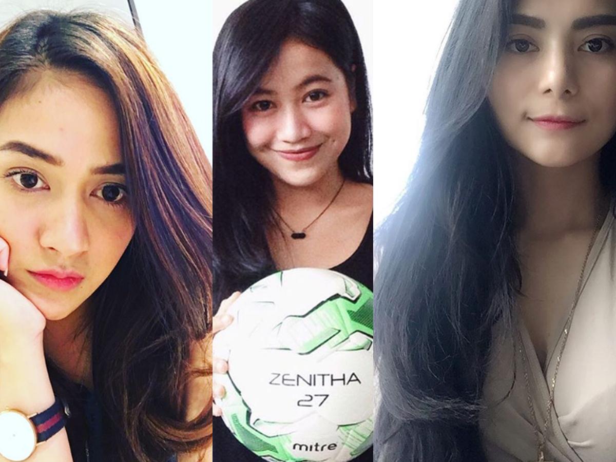 15 Cewek Cantik Di Dunia Futsal Dan Sepakbola Indonesia