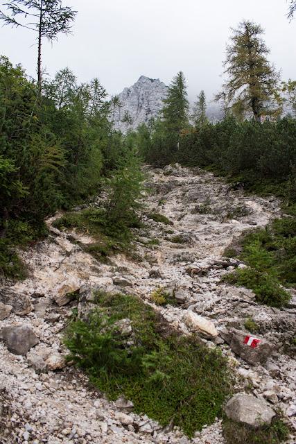 Klettersteig Koschutnikturm Kärnten