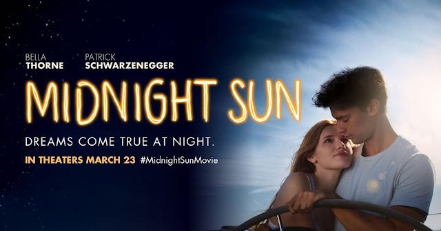 Review do filme Midnight Sun com Bella Thorne