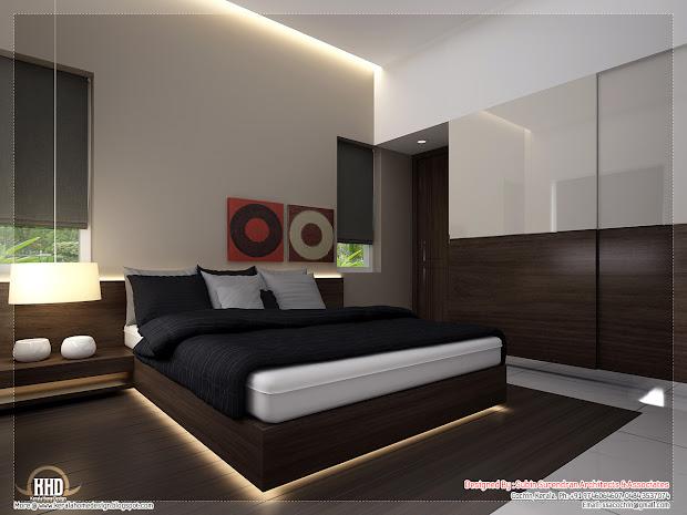 beautiful home interior design bedroom