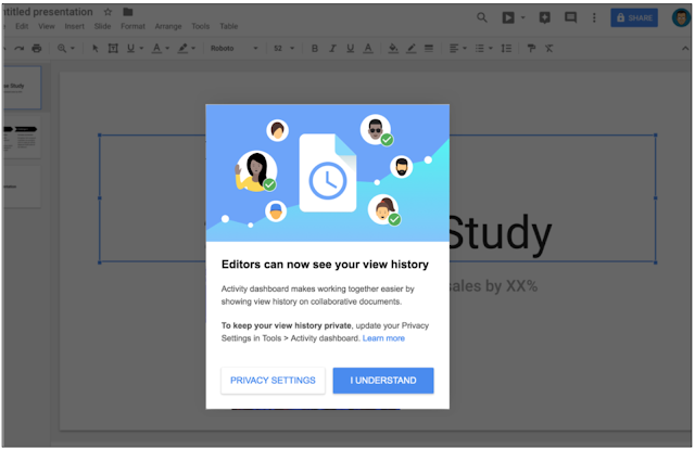 improve collaboration, Improve collaboration in Google Docs, Sheets, and Slides