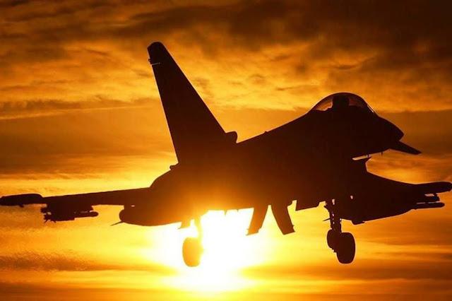 Aeronautica conclude recupero resti Eurofighter precipitato