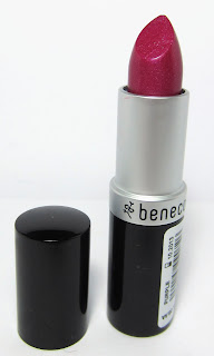 [Swatches] Benecos Natural Lipstick purple