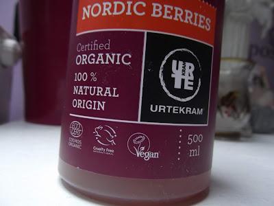 Šampón Nordic Berries  Urtekram