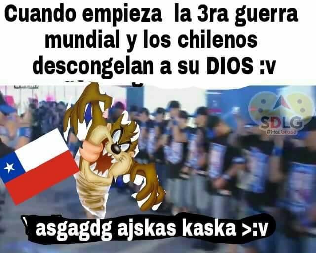 El Dios de Chile