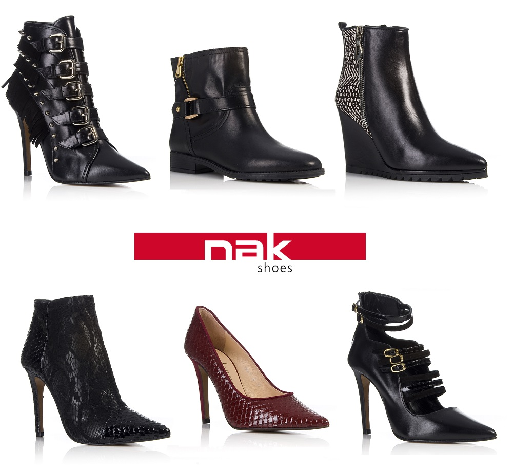 d217cabc5a7 Παπούτσια NAK shoes Φθινόπωρο Χειμώνας 2015-2016. | Μοντέρνα ...