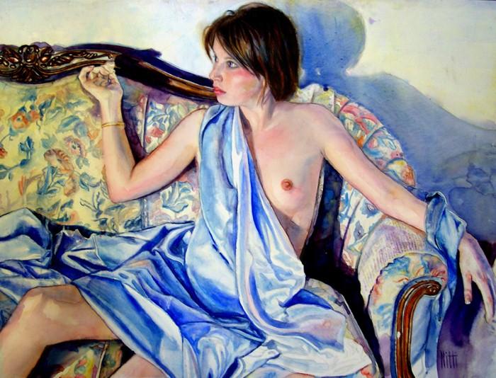 Современные художники Кипра. Sylvia Nitti 11